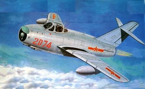 Купите Самолет  МиГ-17ПФ (1:32) в интернет-магазине «Лавка Орка». Доставка по РФ от 3 дней.