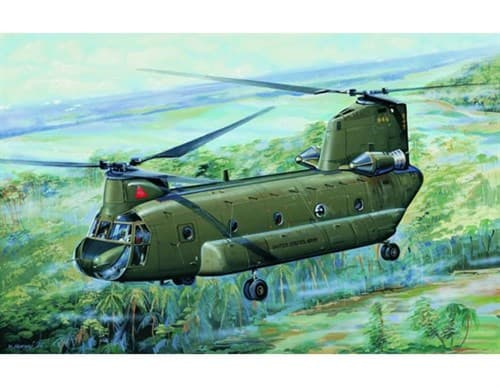 """Купите Вертолет  СН-47А """"Чинук"""" (1:72) в интернет-магазине «Лавка Орка». Доставка по РФ от 3 дней."""