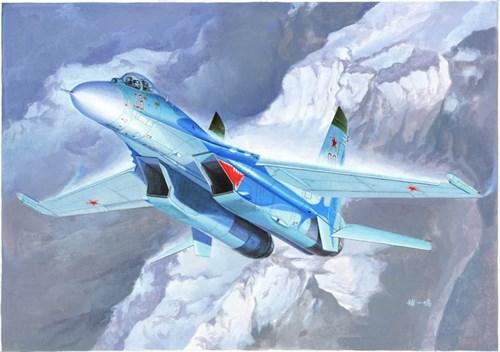 Купите Самолет  Су-27 (Flanker B) (1:72) в интернет-магазине «Лавка Орка». Доставка по РФ от 3 дней.