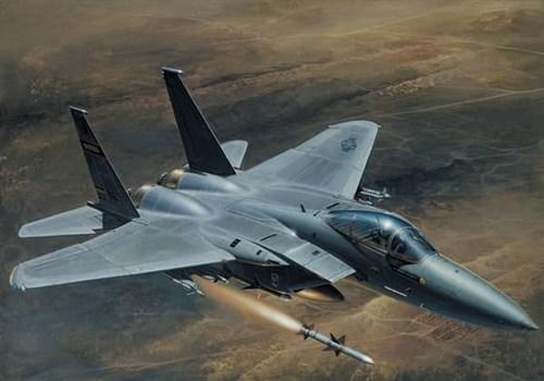 Купите Самолет F-15A/C Eagle  (1:48) в интернет-магазине «Лавка Орка». Доставка по РФ от 3 дней.