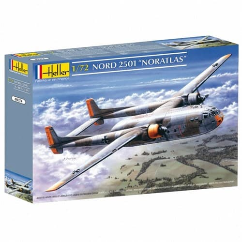 Купите  Самолет  Норд 2501 (1:72) в интернет-магазине «Лавка Орка». Доставка по РФ от 3 дней.