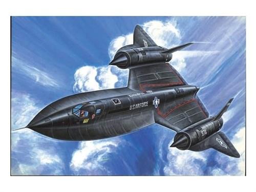 Купите Самолёт SR-71 Blackbird (1:72) в интернет-магазине «Лавка Орка». Доставка по РФ от 3 дней.