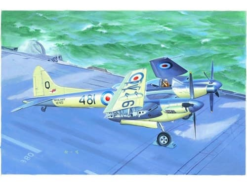 Купите Самолет  Самолет  De Havilland Sea Hornet NF.21 (1:48) в интернет-магазине «Лавка Орка». Доставка по РФ от 3 дней.