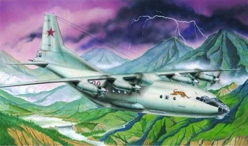 Купите Самолёт  Ан-12БК (1:100) в интернет-магазине «Лавка Орка». Доставка по РФ от 3 дней.
