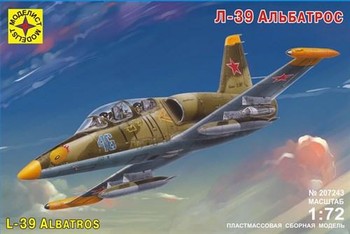 Купите Самолет  Л-39 Альбатрос  (1:72) в интернет-магазине «Лавка Орка». Доставка по РФ от 3 дней.