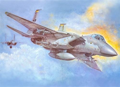 Купите Самолет  F-15C/D EAGLE (1:48) в интернет-магазине «Лавка Орка». Доставка по РФ от 3 дней.