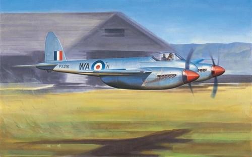 Купите Самолет  De Havilland Hornet F.1 (1:48) в интернет-магазине «Лавка Орка». Доставка по РФ от 3 дней.