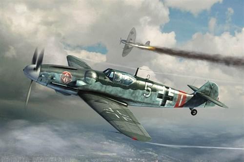 Купите Самолет  Мессершмитт Bf 109G-6(поздний) (1:32) в интернет-магазине «Лавка Орка». Доставка по РФ от 3 дней.