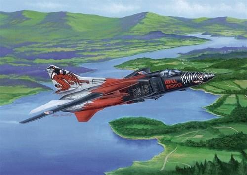Купите Самолёт  МиГ-23МФ (1:48) в интернет-магазине «Лавка Орка». Доставка по РФ от 3 дней.