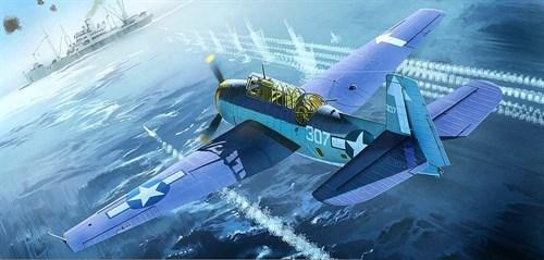 Купите Самолёт  TBM-3 Эвенджер (1:48) в интернет-магазине «Лавка Орка». Доставка по РФ от 3 дней.
