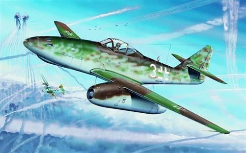 Купите Самолет  Ме 262 А-1а (с ракетами R4M) (1:32) в интернет-магазине «Лавка Орка». Доставка по РФ от 3 дней.