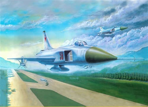 Купите Самолет  Су-15А (1:48) в интернет-магазине «Лавка Орка». Доставка по РФ от 3 дней.