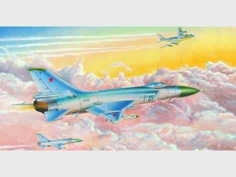 Купите Самолет  Су-15 ТМ (1:48) в интернет-магазине «Лавка Орка». Доставка по РФ от 3 дней.