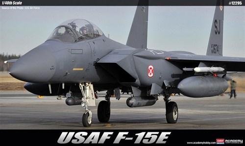 Купите Самолет F-15E (1:48) в интернет-магазине «Лавка Орка». Доставка по РФ от 3 дней.