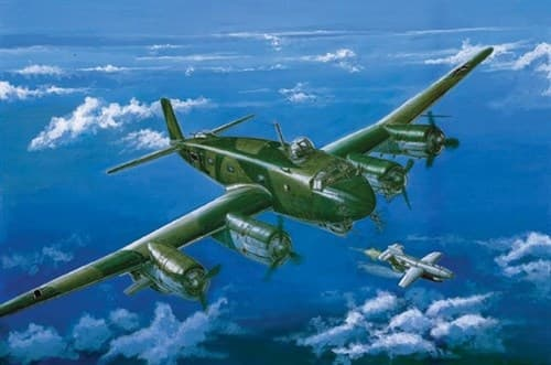 Купите Самолет  FW200 C-8 Кондор (1:72) в интернет-магазине «Лавка Орка». Доставка по РФ от 3 дней.