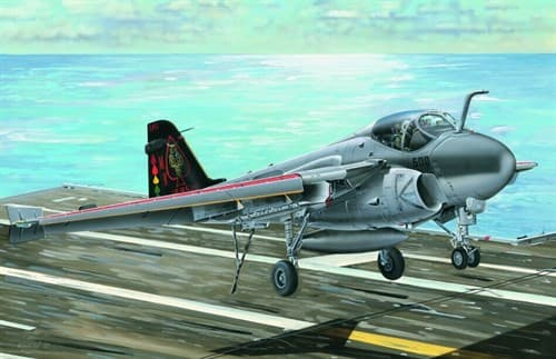"Купите Самолет  A-6E/TRAM ""INTRUDER"" (1:32) в интернет-магазине «Лавка Орка». Доставка по РФ от 3 дней."
