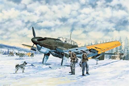 Купите Самолет   Ju-87B-2/U4 Штука (1:32) в интернет-магазине «Лавка Орка». Доставка по РФ от 3 дней.