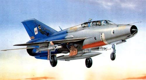 Купите Самолет  МиГ-21УМ (1:32) в интернет-магазине «Лавка Орка». Доставка по РФ от 3 дней.