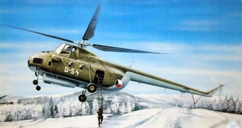 Купите Вертолет  Ми-4А (1:35) в интернет-магазине «Лавка Орка». Доставка по РФ от 3 дней.