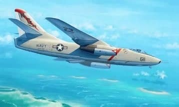 Купите Самолет  Палубный заправщик KA-3B Скайуорриор (1:48) в интернет-магазине «Лавка Орка». Доставка по РФ от 3 дней.