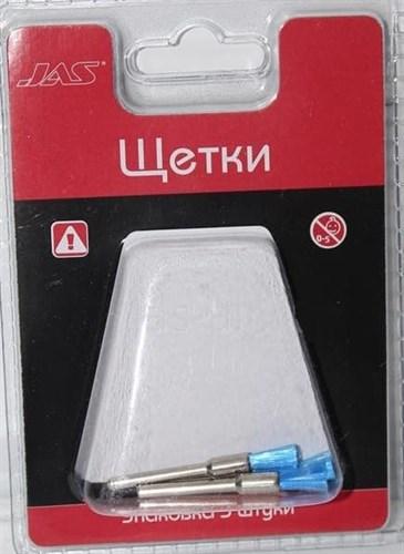 Щетка пластик,  5 мм, 3 шт./уп., блистер - фото 47985