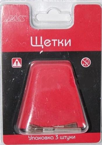 Щетка щетина,  5 мм, 3 шт./уп., блистер - фото 47990