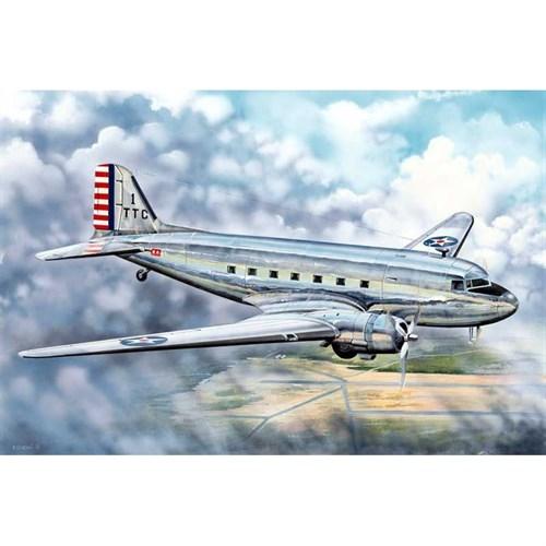 Купите Самолёт  DC-3 (1:48) в интернет-магазине «Лавка Орка». Доставка по РФ от 3 дней.