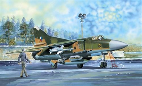 Купите Самолет  МиГ-23МФ (1:32) в интернет-магазине «Лавка Орка». Доставка по РФ от 3 дней.