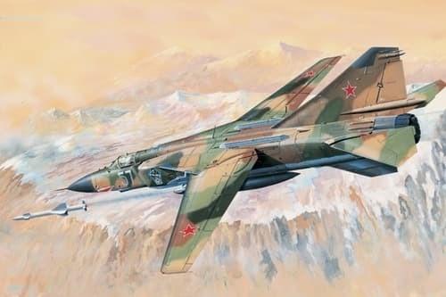 Купите Самолёт  МиГ-23МЛД (1:32) в интернет-магазине «Лавка Орка». Доставка по РФ от 3 дней.