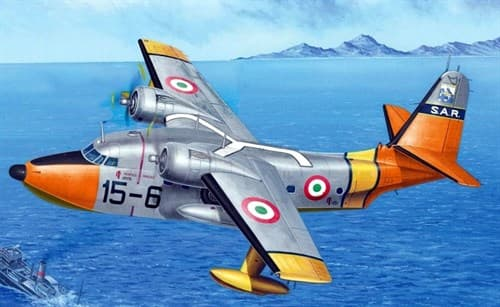 Купите Самолёт  HU-16A Albatros (1:48) в интернет-магазине «Лавка Орка». Доставка по РФ от 3 дней.