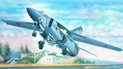 Купите Самолет  МиГ-23МЛ (1:32) в интернет-магазине «Лавка Орка». Доставка по РФ от 3 дней.