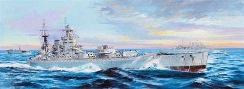 Купите Корабль  HMS Nelson 1944 (1:200) в интернет-магазине «Лавка Орка». Доставка по РФ от 3 дней.