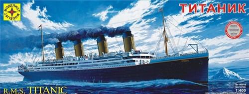 """Купите Лайнер """"Титаник"""" (1:400) в интернет-магазине «Лавка Орка». Доставка по РФ от 3 дней."""