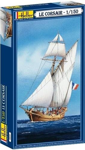 Купите Корабль  CORSAIR (1:150)в интернет-магазине «Лавка Орка». Доставка по РФ от 3 дней.