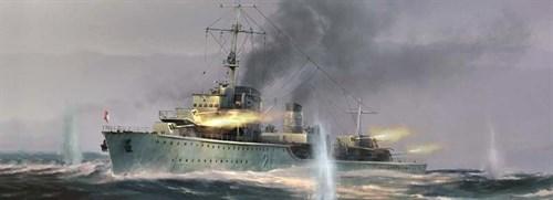 Купите Эсминец Z-21, 1940 г. (1:700) в интернет-магазине «Лавка Орка». Доставка по РФ от 3 дней.