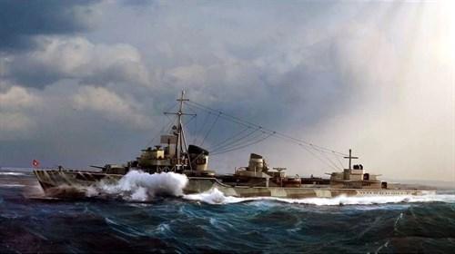 Купите Эсминец Z-37, 1943 г. (1:700) в интернет-магазине «Лавка Орка». Доставка по РФ от 3 дней.