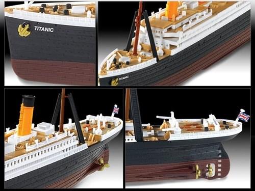 Купите Лайнер RMS TITANIC  (1:1000) в интернет-магазине «Лавка Орка». Доставка по РФ от 3 дней.
