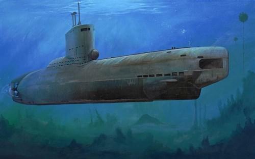 Купите Подводная лодка  Тип XXIII (1:144) в интернет-магазине «Лавка Орка». Доставка по РФ от 3 дней.