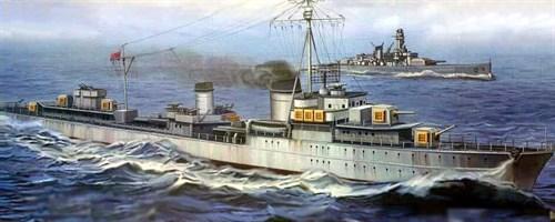 Купите Корабль  Zerstorer Z-43 (1:700) в интернет-магазине «Лавка Орка». Доставка по РФ от 3 дней.