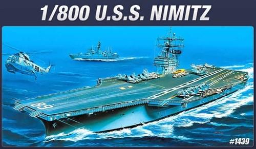 Купите  Авианосец  USS Nimitz (1:800) в интернет-магазине «Лавка Орка». Доставка по РФ от 3 дней.
