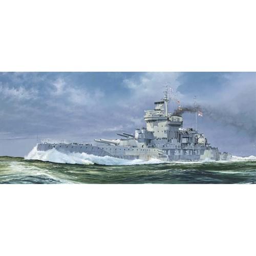 """Купите Линкор HMS Warspite, 1942 г. (1:700) в интернет-магазине """"Лавка Орка"""". Доставка по РФ от 3 дней."""