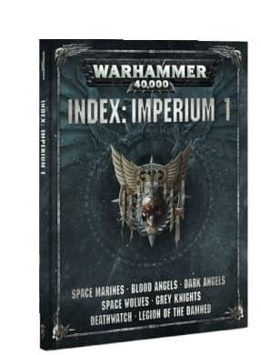 "Warhammer 40000: Индекс ""Империя. Том 1 (англ.)(Index: Imperium 1 (English))"" - фото 48309"