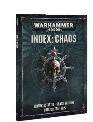"Warhammer 40000: Индекс ""Хаос (англ.) (Index: Chaos (English))"" - фото 48311"