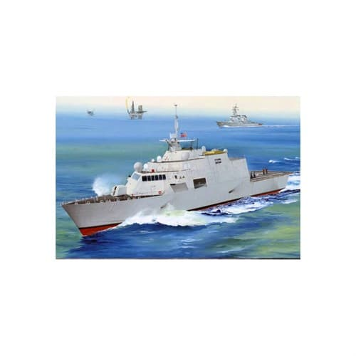 "Купите Корабль  USS Freedom LCS-1 (1:350) в интернет-магазине ""Лавка Орка"". Доставка по РФ от 3 дней."