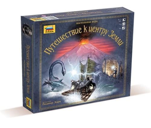 Купите настольную игру Путешествие к центру Земли в интернет-магазине «Лавка Орка». Доставка по РФ от 3 дней.