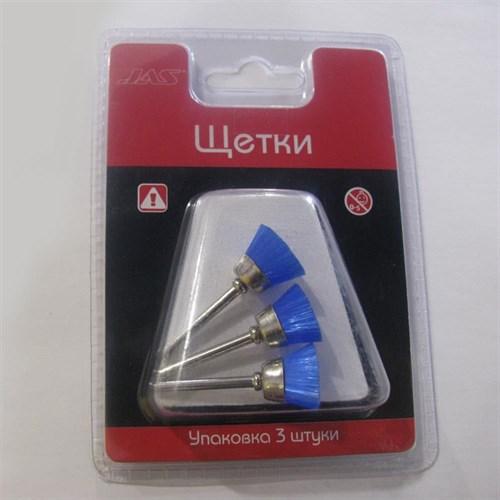 Купите щетку пластик, 12 мм, 3 шт./уп., блистер в интернет-магазине «Лавка Орка». Доставка по РФ от 3 дней.