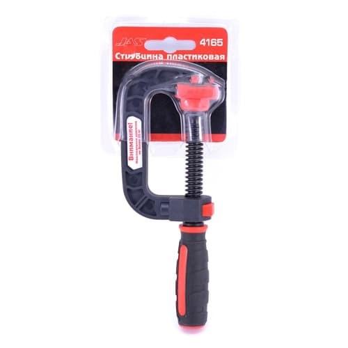 Купите струбцину пластиковую, 50 мм, винтовую в интернет-магазине «Лавка Орка». Доставка по РФ от 3 дней.