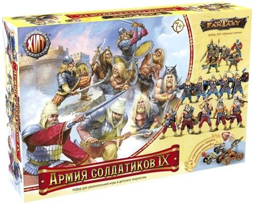 Купите Технолог. Армия солдатиков №9: Древние войны в интернет-магазине «Лавка Орка». Доставка по РФ от 3 дней.