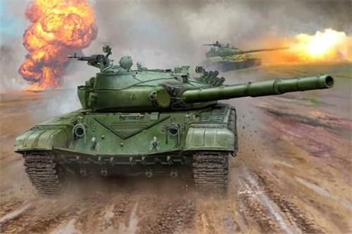 РОССИЙСКИЙ ТАНК Т-72Б