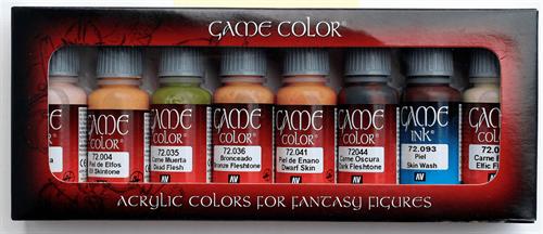 Купите  Краска Game Color Skin Tones (8) 17 мл.  в интернет-магазине «Лавка Орка». Доставка по РФ от 3 дней.